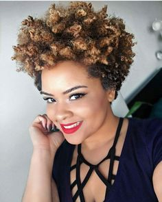 Best 25 Tapered Natural Hairstyles Ideas - New Tapered Haircut for Women Short Hair Cute Short Natural Hairstyles, Natural Hair Cuts, Natural Hair Journey, Short Hairstyles For Women, Natural Hair Styles, Natural Tapered Cut, Tapered Afro, Haircuts For Natural Hair, Tapered Bob
