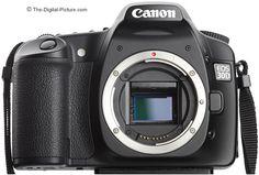 Digital SLR Cameras images | Canon Digital SLR Camera Sensor