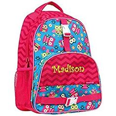 Personalized Trendsetter Backpack (Owl)