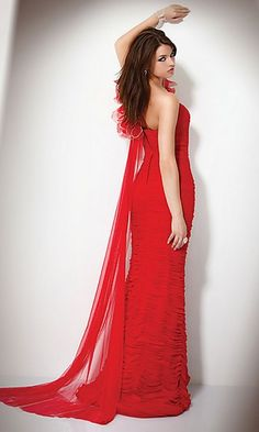 105 Best Red Prom Dresses images  fa70b348e