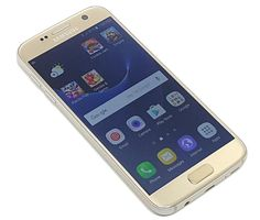 US Cellular Samsung Galaxy S7 Gold 32GB Clean ESN Smartphone Android Phone #9736 #Samsung #Smartphone