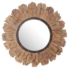 Howard Elliott Hawthorne Wall Mirror.