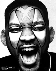 Clowning Around 7 - Worth1000 Contests        Will Smith
