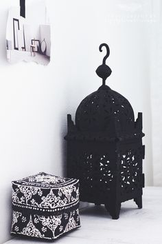 The best place to look for lanterns is usually Ebay. All you have to do is spray paint it with chalkboard paint, and you've got yourself a chic lantern! Black Chalkboard Paint: http://thechicstreetjournal.com/Black-Spray-Chalkboard-Paint