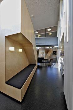 tonstad school :: stair seat