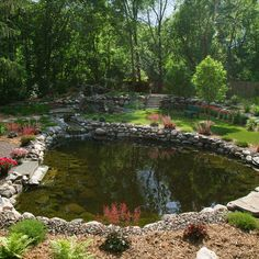 Swimming Ponds Design Ideas, Pictures, Remodel, and Decor