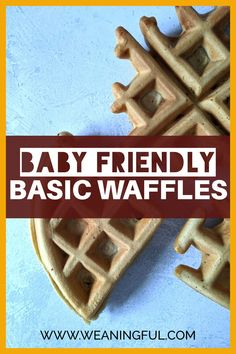 Making waffles from scratch for kids of all ages can turn into a deja-vu pretty quickly. But this waffles recipe is hugely adaptable and customizable to include pretty much all the healthy and nutritious fillings a child needs, from veggies to meat or cheese.