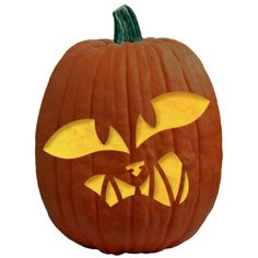 Hundreds of FREE Pumpkin Carving Patterns, Pumpkin Carving Stencils, Halloween Coloring Pages & Other Fantastic, Family, Halloween Craft Projects! Easy Pumpkin Carving Patterns, Disney Pumpkin Carving, Pumpkin Carvings, Halloween Craft Activities, Halloween Crafts, Halloween Costumes, Halloween Pumpkins, Spooky Halloween, Halloween Makeup