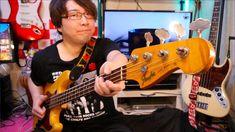 ベースソロに困った時に使える技を弾きまくる生放送 Fender Bass, Music Instruments, Guitar, Musical Instruments, Guitars
