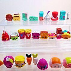 Shopkins Series 3 28-Piece Lot Cream E Cookie Radio Sue Special Edition Stapler #MooseToys