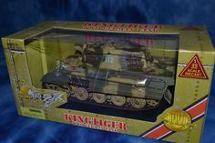 21st Century Toys Ultimate Solder 32X Cold Steel KING TIGER TANK 1/32  #21stCentury
