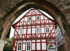 Altstadthotel Treysa #hugenottenwaldenserpfad #hessentourismus #expeditionhessen
