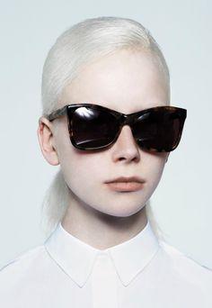 SPOTTED! Karen Walker Perfect Day, available at www.sunglasscurator.com #sunglasses #sunglasscurator #ILoveSunglasses