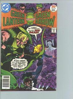 Green Lantern Green Arrow 98 The Mocker Grell VF