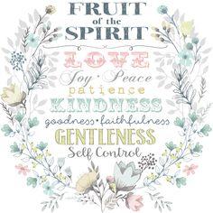 New Fruit Of The Spirit Bible Study Free Printable Ideas Spirit Song, Spirit Quotes, Holy Spirit, Spirit Tattoo, Fruit Decorations, Free Fruit, Fruit Party, Fruit Of The Spirit, Fruit Displays