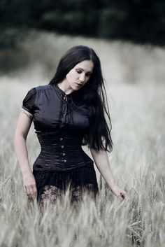 Gothic girl Gothic Girls, Model, Style, Fashion, Swag, Moda, Fashion Styles, Scale Model