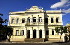 Rio Pomba (MG) -  Fórum Ministro Nelson Hungria