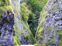 Slovakia, Manínska gorge