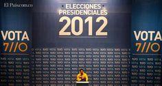 Discurso de reconocimiento de resultados electorales