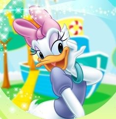Daisy Duck Wallpapers Daisy Duck is a cartoon character created in 1940 by Walt Disney Productions as the girlfriend of Donald Duck. Walt Disney, Disney Duck, Disney Love, Disney Mickey, Disney Stuff, Image Mickey, Duck Wallpaper, Duck Illustration, Duck Pictures