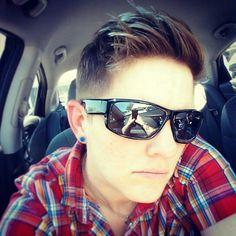 Fresh Cut - Butch Short Hair