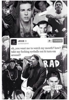 Love this. Jesse Rutherford