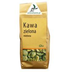 Kawa zielona mielona - green coffee