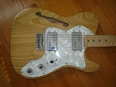 Fender '72 Thinline Telecaster