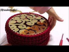 pleksi çanta modeli yapımı - YouTube