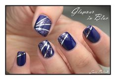 Glamour in Blue - Sois polish