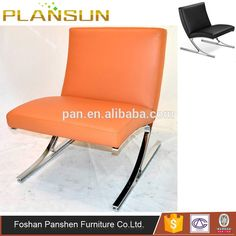 Luxury designer furniture Meinhard von Gerkan replica Berlin Armless Chair
