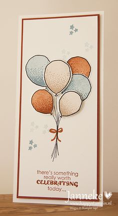 Stampin\' Up! - GDP#023 Balloons