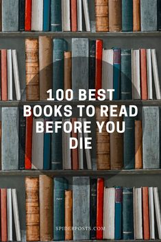 Transform your life with the wisdom from inside these 5 top self-help books! This list include classics like Louise Hay's You Can Heal Your Life and Rich Dad, Poor Dad by Robert Kiyosaki just to name a few. 100 Best Books, Best Books To Read, Good Books, Books To Read Before You Die, What To Read, Best Fiction Books, Good Romance Books, Books For Self Improvement, Teaching Reading