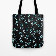 Graphics Tote Bag by annemdaviau