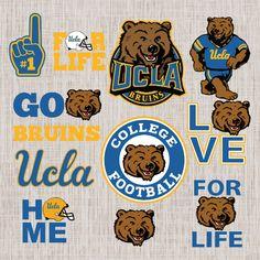 Ucla Bruins Alternate Logo Ucla Bruins Logo Ucla Bruins Ucla