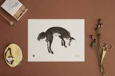 The stylish Leaping fox wall art print features a fox jumping on snow. The art print is printed on high-quality off-white paper, which is FSC certified. Wall Art Prints, Fine Art Prints, Wood Poster Frames, Fox Print, Scandinavian Design, Moose Art, Wall Decor, Illustration, Finland