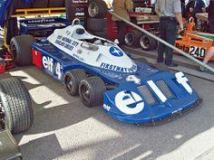 487 Tyrell P34 (1976)