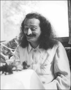 Avatar Meher Baba at Breakfast