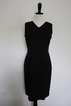 Vintage 1990s Little Black Dress by masvintage