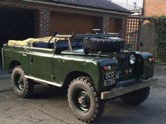 Land Rover Series II A