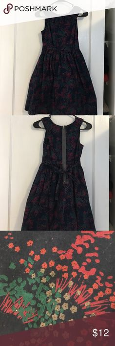 Navy Red Camel Sundress Gently used sundress with cute pattern. Perfect for the spring! Will bundle both Red Camel dresses for $20! Red Camel Dresses