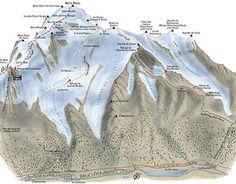 Mont Blanc Map on Behance Unique Maps, Corel Painter, Mountain Climbing, Mountaineering, Graphic Design Illustration, New Work, Art Inspo, My Etsy Shop, Behance