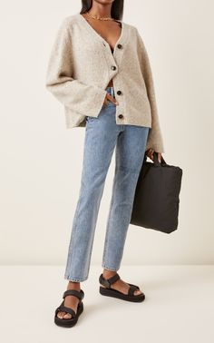 Looks Street Style, Looks Style, My Style, Mode Outfits, Fall Outfits, Casual Outfits, Spring Summer Fashion, Autumn Fashion, Minimal Outfit