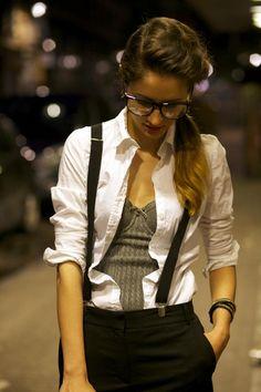 Suspenders #ruxandraioana