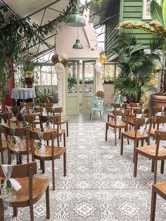 My Wedding Decoration styling Greenhouse ©BintiHome
