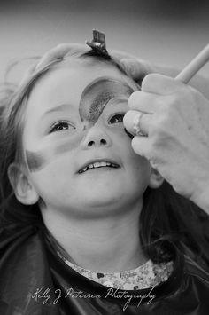 child, girl, facepaint, http://kpetersenphotography.com