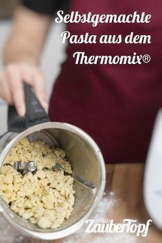 Pasta aus dem Thermomix® - Foto: Kathrin Knoll