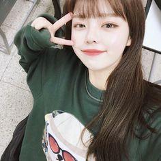 korean girl hair at DuckDuckGo Korean Face, Korean Girl, Asian Girl, Korean Beauty, Asian Beauty, Korean People, Korean Ulzzang, Uzzlang Girl, Aesthetic People