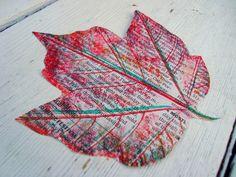 Нарисувай есенно цвете | Art and Blog