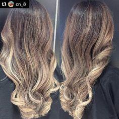 Ash Blonde Ombré by Catherine @hairbycn, Cut & Styled by Aimee @aimeeelahi. Hairstyle, haircut, haircolor, colorist, hairstylist,ashblondehair, ash, blonde, ombre, sombre, balayage, highlights, longhair, wavyhair, longlayers, lighthair, ashblonde, fiorio, fioriosquareone, fioriosalon, hair, beauty, revlon, revlonprofessional, mississauga, squareone, toronto, instahair, picoftheday, healthyhair.